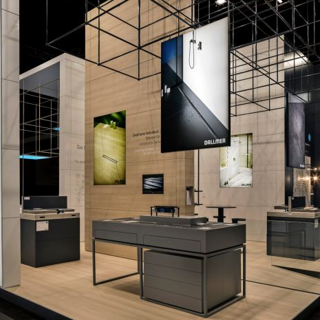 Dallmer au salon BAU 2019
