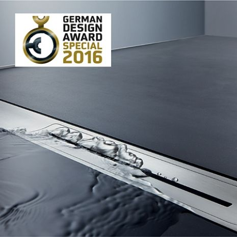 Award-winning quality: German Design Award 2016 for CeraFloor