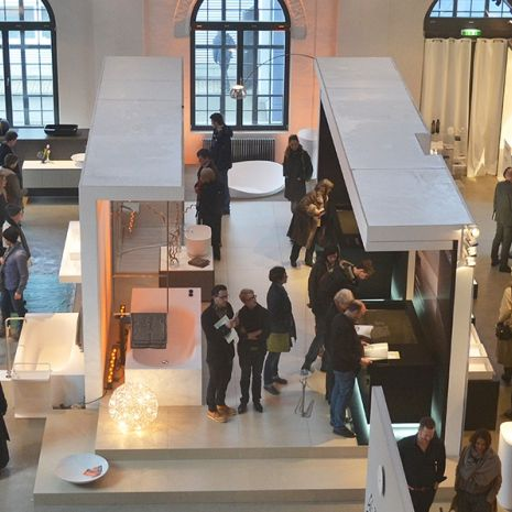 The latest in bathrooms: Dallmer at PASSAGEN 2014
